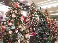 Christmas Tree Decor (shaire productions) Tags: christmas xmas holiday tree season photography lights photo image artistic decorative seasonal decoration wreath photograph decor imagery