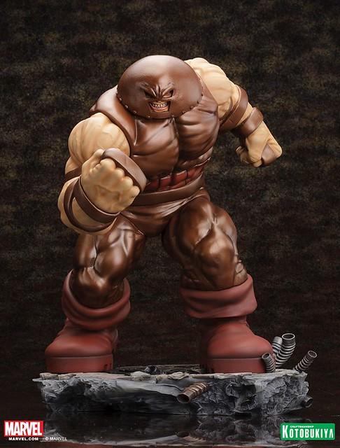壽屋新作紅坦克Juggernaut雕像威猛登場!