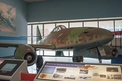 ME-262 (SBGrad) Tags: nikon fighter wwii nikkor luftwaffe alr d90 me262 2013