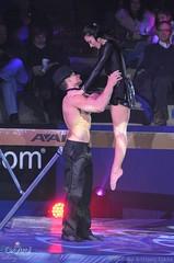 Catalina Ponor & Brandon Wynn