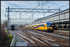 05-01-2014, Haarlem, NSR 7625 (Koen langs de baan) Tags: