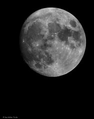 Waxing Gibbous (DonMiller_ToGo) Tags: nightphotography moon cloudy astrophotography lunar gf1