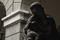 Staglieno (Fabio Zenoardo Photography) Tags: cemetery grave statue arte gothic goth fabio genova macabre af tomba imperia monumental cimitero monumentale staglieno afvideo zenoardo fabiozenoardo
