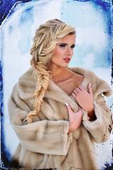 kiani R modeling fur coat ice castle texture (houstonryan) Tags: lake castle ice fashion fun photography utah model community shoot photographer meetup princess modeling ryan group models salt january houston queen photograph midway 2014 2013 houstonryan