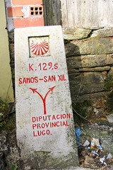 St. James' Way, alternative - Camino de Santiago, alternativa (ipomar47) Tags: santiago espaa way james spain camino jacques chemin caminho cammino