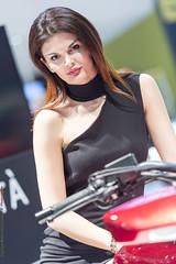 EICMA13_DSC_9449 (FotoGMP) Tags: girls girl model italian nikon italia models moda hostess ragazza d800 manifestazione immagine ragazze modelle modella eicma 2013 fotogmp