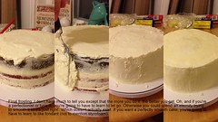 flag_cake31 (fritsiefresh) Tags: baking patriotic american howto instructions bakedgoods stepbystep flagcake layeredflagcake