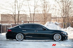 """WORK VSXX 20"""" Step Lip Infiniti M37 • <a style=""""font-size:0.8em;"""" href=""""http://www.flickr.com/photos/64399356@N08/12463345753/"""" target=""""_blank"""">View on Flickr</a>"""