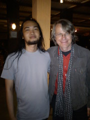 Dede SP with Henning Sieverts