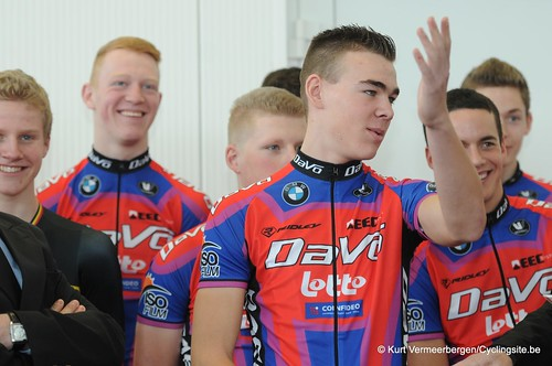 Ploegvoorstelling Davo Cycling Team (126)