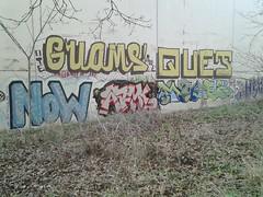20140118_143931 (polishi3882) Tags: portland army graffiti mcgee now awe 138 guams otek quej otekrew awefam