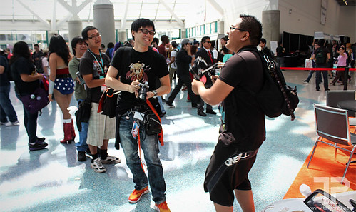 Anime Expo 2013 Day 3