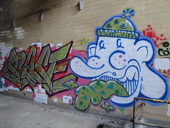 Grose Nesea (vietnahm) Tags: ohio graffiti dayton ch grose colds nesea