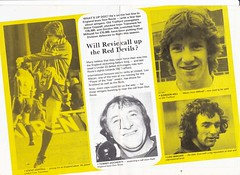 Norwich City vs Manchester United - 1976 - Page 8&9 (The Sky Strikers) Tags: city england manchester call phone united used ups be norwich exciting docherty