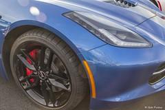 2014 Corvette_MG_2370 (Kool Cats Photography over 8 Million Views) Tags: blue oklahoma car canon stingray event corvette oklahomacity carshow sportscar canont3i 2014corvette