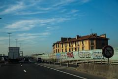 France - Sur les routes (Vol 3) - Paris - Priphrique (saigneurdeguerre) Tags: france canon eos graffiti europa europe mark iii frana ponte 5d frankrijk francia mark3 aponte antonioponte ponteantonio saigneurdeguerre