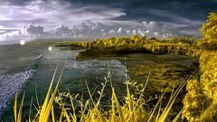 [_IGP4719pp-1024] INFRARED | Batu Bolong, Tanah Lot, Bali, Indonesia (JW Hisham Marmin) Tags: sunset bali seascape sunrise indonesia landscape ir cityscape vision infrared tanahlot kolari batubolong 590nm pentaxk5 hishammarmincom hishammarmin kolarivision pentaxsmcda1017mmf3545ediffisheye
