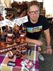 CowPunk Leather Products (Melrose Trading Post) Tags: products vendors 2014 melrosetradingpost handcraftedgoods mtptaft mtpfairfax