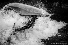 Danny wayte Loop B&W (Dalemears) Tags: water movement nikon freestyle whitewater kayak dynamic paddle canoe kayaking canoeing paddles lowepro paddler joby d7000