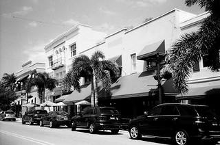 Historic Clematis Street West Palm Beach