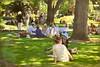picnic in the park (tonnycdl) Tags: park newzealand vintage picnic artdeco napier clivesquare underthetreestexture