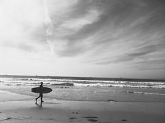 Asilomar State Beach (Travis Modisette) Tags: california sunset beach surf waves state surfing surfboard norcal asilomar