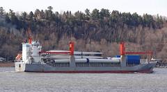 Flintersky (Jacques Trempe 2,230K hits - Merci-Thanks) Tags: river ship quebec stlawrence stlaurent fleuve navire stefoy flintersky