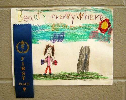 Brookline Kids' Litter Poster Contest