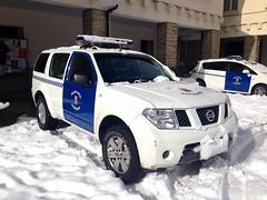 Policía Local de Sabiñanigo. (061zgz) Tags: rescue snow frozen huesca cops nevada police security local sos snowfall 112 092 lawenforcement policia municipal seguridad rescate aragón policía patrulla sabiñanigo policialocal policíalocalsabiñanigo