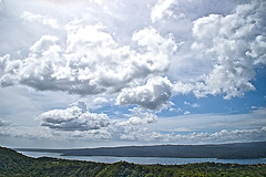 Cloudscape over the Volcano Taal, Philippines( ) (Johnnie Shene Photography(Thanks, 1Million+ Views)) Tags: travel sky people cloud mountain colour nature beautiful horizontal clouds canon lens landscape asian outdoors photography eos rebel volcano amazing travels focus scenery kiss asia natural image zoom outdoor no south philippines scenic landmarks tranquility landmark scene images east crater destination modified tamron tagaytay taal 18200 tranquil cloudscape scenics attraction freshness attractions cloudscapes selective philippine t3i x5 destinations  18200mm fragility diii 600d 3563 f3563      tagaitai