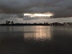 Cloud light Homebush Bay (highplains68) Tags: australia nsw newsouthwales aus