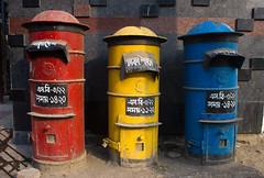 Letter Box (kazimushfiq) Tags: photo ancient letter historical letterbox dhaka important