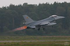 F-16AM Belgian Air Force (Spotterforlife) Tags: peer flanders belgien 2014 kleinebrogel ebbl belgianairforcedays