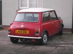 1993 Rover Mini Mayfair 1.3 (micrak10) Tags: mini rover mayfair