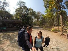 Photo de 14h - Phu PhraBat Historical Parc (Thaïlande) - 25.01.2015