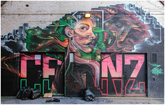 Camden Street Art (Mabacam) Tags: streetart london graffiti camden wallart urbanart freehand aerosolart spraycanart cenz 2015 mrcenz