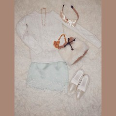 Roselyn Outfit #1 (Emi and Lea) Tags: cute ball doll pretty bjd mishka jointed balljointeddoll kaleido dollfashion lovesprung kaleidoll