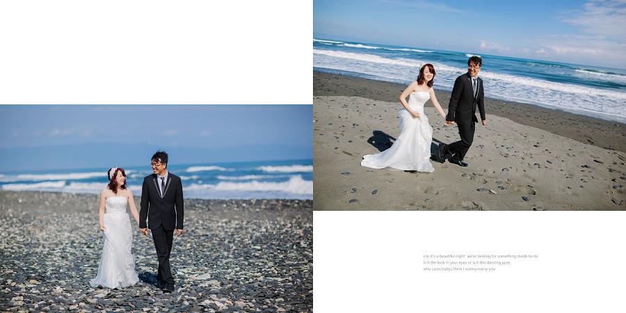 自助婚紗 WEI + YUN [宜蘭]