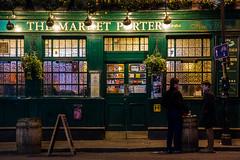 The Market Porter Pub - Borough Market (High ISO) (Pentax K-5II DSLR ) (markdbaynham) Tags: street city uk urban london k town high pub pentax zoom market drink iso mount gb borough metropolis dslr porter southwark londonist apsc 18135mm k5ii