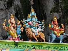 KualaLumpurBatuCaves008 (tjabeljan) Tags: caves malaysia kualalumpur hindu batu batucaves hindi maleisi