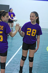 IMG_2245 (SJH Foto) Tags: school girls club high team sub teenagers teens rotation volleyball substitution tweens