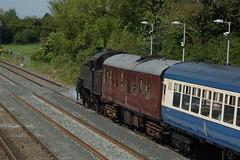 DSC07064 (Alexander Morley) Tags: ireland no 4 patrick railway class number railtour ncc society derby preservation wt kildare lms croagh rpsi 264t
