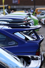 Wings (^Joe) Tags: auto blue ford car racing rs escort motorsport cosworth