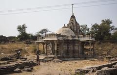 also jain? (Tin-Tin Azure) Tags: world india heritage temple unesco archaeological mata gujarat pavagadh kalika champaner