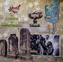 The Garden of Earthly Delights (No Talent Bum) Tags: cemeteries love collage scrapbook nikon graveyards religion jesus statues tattoos angels salisbury tombstones gravestones atomicbomb bleedinghearts mushroomcloud greenhillcemetery salisburync oldenglishcemetery nikonafs55300mmf4556gedvr nikond5300