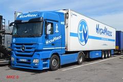 Mercedes Benz Actros 'Hispamaroc' reg 6722 HHK (erfmike51) Tags: lorry artic mercedesbenzactros