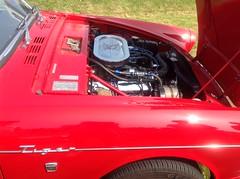 Sunbeam Tiger 260 (1965) (andreboeni) Tags: auto classic cars sports car automobile tiger engine voiture retro oldtimer british autos sunbeam v8 automobiles voitures automobili 260 rootesgroup moteur rootes classique classico