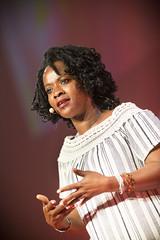 Talks TEDxRennes 2016 Martha Diomandé