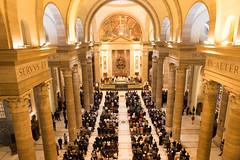 Fiesta del beato lvaro del Portillo (Roma, 12 de mayo de 2016) (Opus Dei Communications Office) Tags: opusdei javierechevarra preladodelopusdei lvarodelportillo baslicadesaneugenio