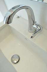 Master Bath Faucet Detail